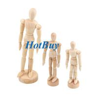 artist manikin - 4 quot quot quot Artist Art Class Wooden Doll Drawing Figure Male Manikin Full Body Mannequin Sculpture