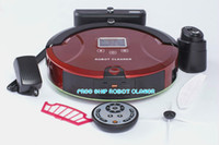 Wholesale work as irobot roomba Robotic Vacuum Cleaner with Remote controller UV lights Docking Station Hourse Sweeper