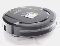 Wholesale to RUSSIA Too Robot Vacuum Cleaner with Remote controller UV lights auto recharged year warranty as irobot roomba
