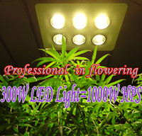 Warm White 1000w hps - 300W COB LED grow light W HPS Professional in flowering More condenser More light More energy efficient