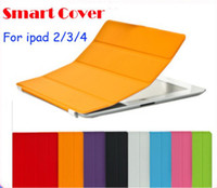 7'' For Apple for ipad 5/air For ipad mini iPad 2 3 4 5 ipad air Newpad Smart Cover Slim Magnetic PU Leather Case Wake Sleep Stand ipad air case