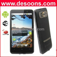 Wholesale Smart GPS G Phone HD7 H7300 Android MTK6573 G Cellphone HD7 quot Capacitive Unlocked Mobile Phone