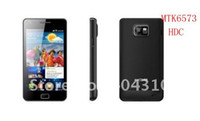 mtk6573 a9100 - Hongkong post G Cellphone MTK6573 Android Unlocked HDC A9100 quot Capacitive GPS WIFI Dual sim cards