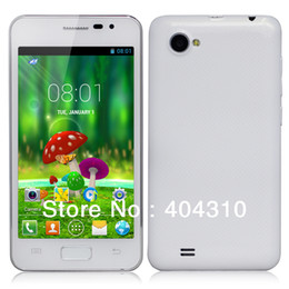 Wholesale In stock Star S2 A9100 i9100 phone MTk6572 Dual Core Ghz Android RMA G ROM G Unlocked Smartphone