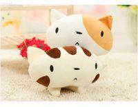 Unisex 5-7 Years Movies & TV Wholesale - 30cm toro cat baby soft smurfs doll plush stuffed animals toys free shipping