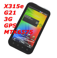 Wholesale HK Post STAR X315e NEW G MTK6573 Android MB GB quot WVGA Capacitance Screen GPS Smart Phone