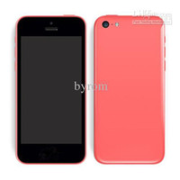 Wholesale Sophone i5c C GHz MT6515 MP Inch Screen Android Phone Red