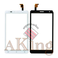 Touch Screen   Free Postage Registered Air Parcel QC Aking Touch Screen Touchscreen for Dapeng I9800 I9877 I9977 Cell Phone White