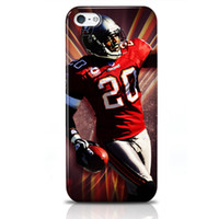 Wholesale New Arrival Digital Print Phone Case for I Phone Cheap Phone Case for I Phone Hard Cover Protectors Football Team Customized Logo