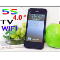 Wholesale phone WIFI Cell Phone with inch screen dual sim cards standby mp3 FM WEIL