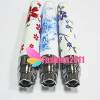 Printing Flower Battery Porcelain for eGo Electronic Cigaret...