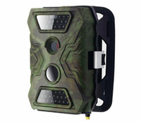 Wholesale S680 Hunting Camera m Infared Wild Life P Vedio Camera Inch TFT Screen LED Trail Camera