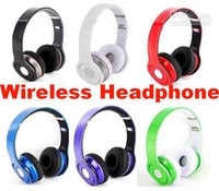 Wireless Computer Stereo bluetooth headphone 1:1 wireless Foldable Bluetooth Headset with Factory Sealed Retail Box Black White Blue Red Green Purple TOP QUALTIY