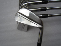 Wholesale 2014 NEW MB GOLF irons set pw golf clubs irons with dynamic gold steel S300 shaft