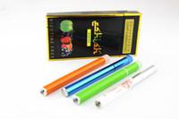 Electronic Cigarette Atomizer  2014 E-shisha hookah pens electronic cigarette disposable e-shisha 9 kinds of Fruit Flavor 100pcs DHL EMS