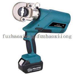 Wholesale EZ Battery Powered Crimping Tools for Crimp mm2 lugs