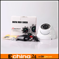 Wholesale DHL FEDEX Low lux Vandolproof waterproof Dome outdoor IP Camera