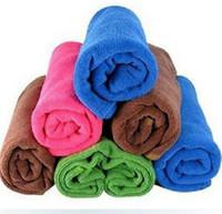Wholesale superfine fibre Car Washing Towel Washrag Wash Car tool Brushes Car Clean Towel