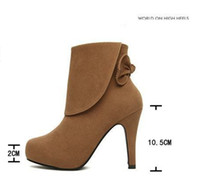 Cheap Ankle Boots Martin boots Best Rivet Boots Women short boots