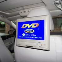 Car Camera   9 '' Car headrest display, hd car dvd headrest screen dvd mp5 player,ir usb