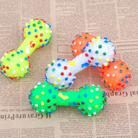 Wholesale Fashion Bone Shape Squeaker Dog Sounding Toy