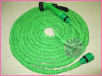 latex stockings - 1pcs Latex ft ft FT FT Expandab Hose for Garden GREEN color fast connector water hose with wate gun IN STOCK