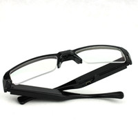 None No Support Max 32GB Gold Glasses A300 1080P Super Mini DVR Slim Glasses HD Camera Eyewear Spy Sunglasses Cameras Hidden Camera