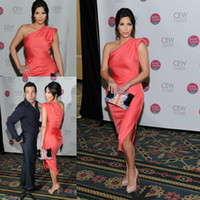 Wholesale Kim Kardashia Cosmetic Executive Women Beauty Awards Celebrity Gowns Evening Dresses CD040