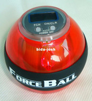 Wholesale Speed Meter Force Ball Gyroscope Wrist Strengthener Ball SPEED METER Power Grip Ball Power Gyro