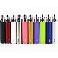Рекламные красочные электронные сигареты эго-т аккумулятор 650mAh 900mAh 1100mAh Ego T батареи EGOT батареи для Ecig для эго-F, эго, эго т ж, эго гр