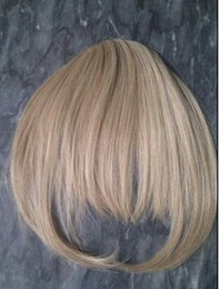 Wholesale human hair fringes extension bang