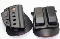 Wholesale Fobus Evolution Holster RH Paddle HOLSTER BRV For Vertec Tarus DOUBLE MAGAZINE POUCH PADDLE
