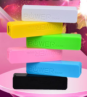 Wholesale mAh Universal Portable Power Bank External Emergency Backup Battery Charger For All Mobile Phone USB LED Indicator