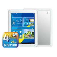 """7 inch Android 4.1 8GB 2PCS Window (YuanDao) N90 FHDRK Quad Core RK3188 Tablet PC 9.7"""" Retina Screen Android 4.1 2GB RAM 16GB Silver PG93"""