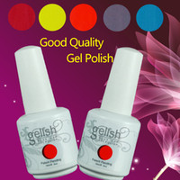 Wholesale Hot Sale Gelish Nail Polish Soak Off UV LED Gel Nail Polish Colors Available
