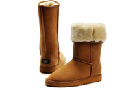 Wholesale Hot Selling Great Quality Women Snow Boots Winter Boots Warm Boot Colors without Box Size US5