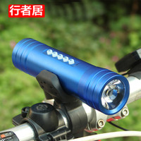 Wholesale Bicycle audio sports mini speaker ride car portable outdoor mountain bike bicycle subwoofer