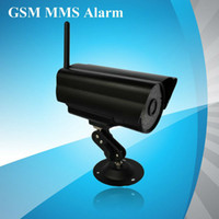 Wholesale HK Post TMV04 Wireless GSM MMS GPRS Alarm IR CCD Camera Independent Waterproof action camera