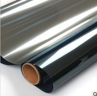 Wholesale 50cm x cm Balcony unidirectional glass film sunscreen window film