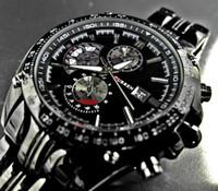 Wholesale luxury watches CURREN Karui En steel quartz swiss movt watch business sports calendar men watch CU