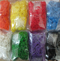 Bohemian artilady - DHL sets S Clips mix Deluxe Magic Loom Kit hot selling rainbow silicone loom bands kit Artilady