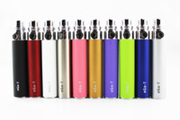 Wholesale Electronic Cigarette Battery ego t battery for E cig Ego T Ego w Ego C CE4 CE5 CE6 mah mah mah colors for choice