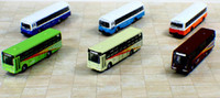 Wholesale Building Train Layout Set N Scale Model BUS