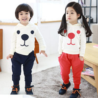 baby bear Sets hoodies + Pants Suits Boxing Trend Sets Quali...