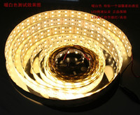 Wholesale DHL V SMD leds rows waterproof led strip light LED ribbon light flexible led strip Christmas decoration light