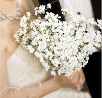 Wholesale 30pcs quot Artificial Flower Gypsophila Starry Flowers For Wedding Beautiful Bride Home Office