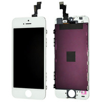 Wholesale For iphone S Display Digitizer LCD Screen Touch Before For Iphone S Black White