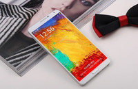 Star 6.5 Android 1:1 Note 3 N9000 Air gesture N9200 Dual Sim GPS smart cell phone 6.5 inch MTK6589T Quad Core 1GRAM 16GB ROM 8MP Android 4.2 Mobile phone