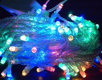 Wholesale Multicolour LED String Light V V Decoration Light for Christmas Party