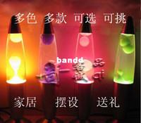ball furniture - Water wax lava lamp wax ball jelly lamp novelty lamps furniture decoration lamp Medium